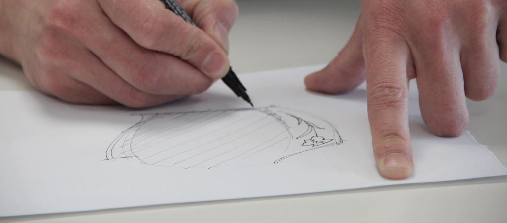 Illustration •La création au cœur de notre métier