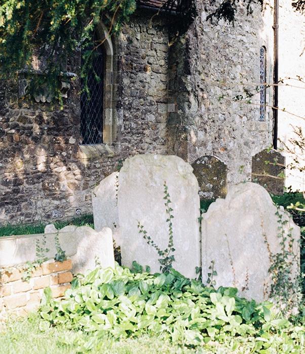 Illustration •Qu'advient-il d'une tombe abandonnée ?