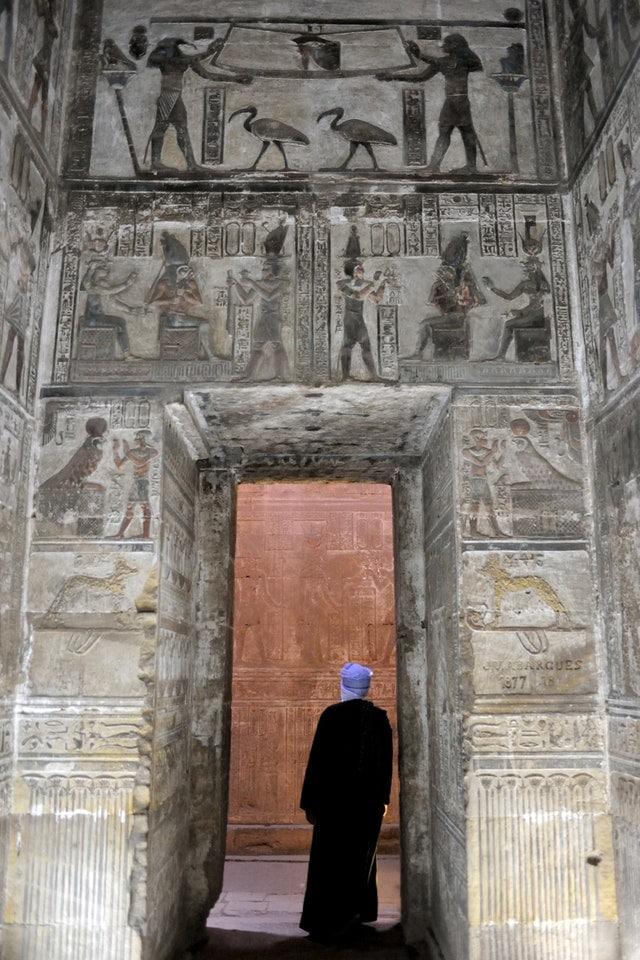 Illustration •Les rites funéraires de l'Egypte Antique