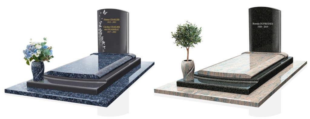 GPG 429, monument funéraire design