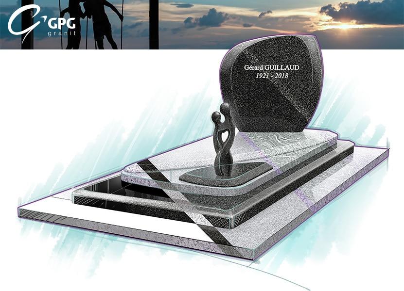 Illustration •Zoom sur un monument funéraire dynamique : le GPG 439
