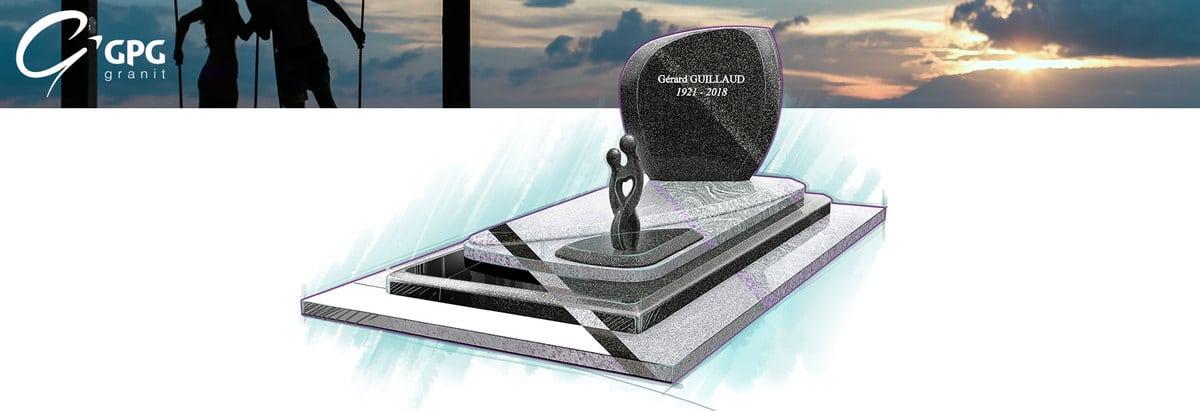 Le monument funéraire dynamique GPG 439