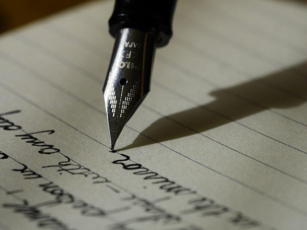 Illustration •Comment écrire un éloge funèbre ?