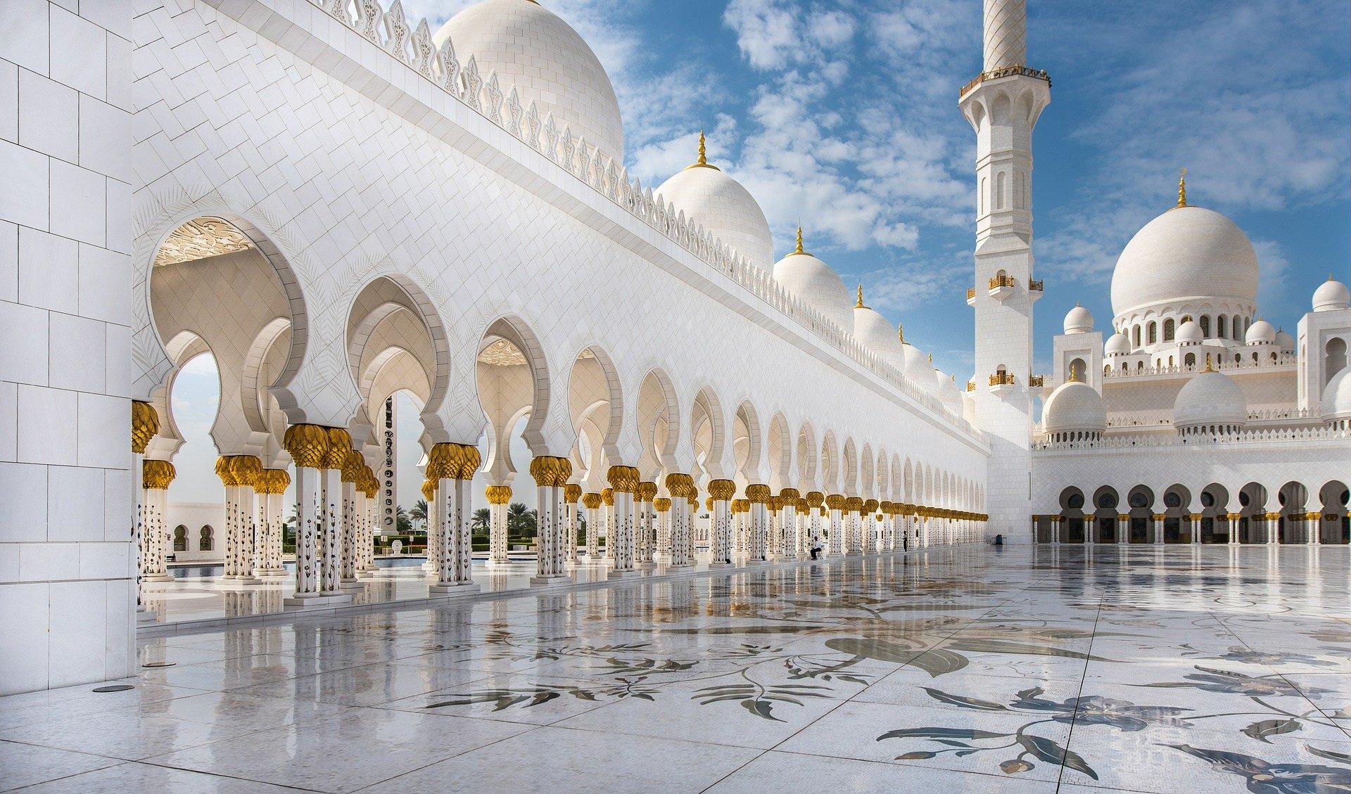 La mosqué comme lieu de culte