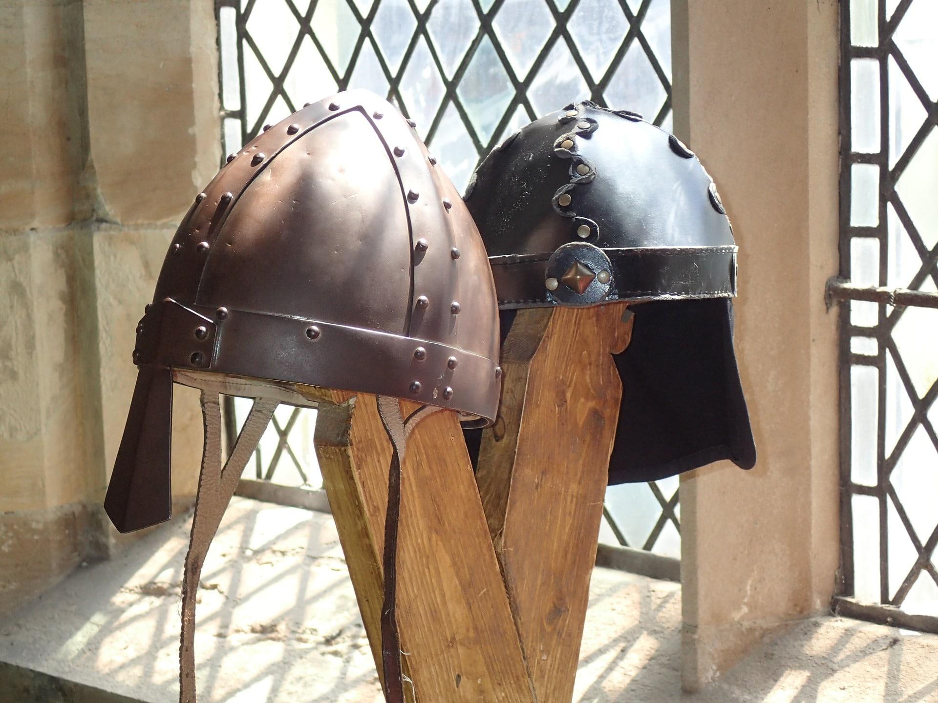 Les objets sont des incontournables dans les rites funéraires chez les vikings