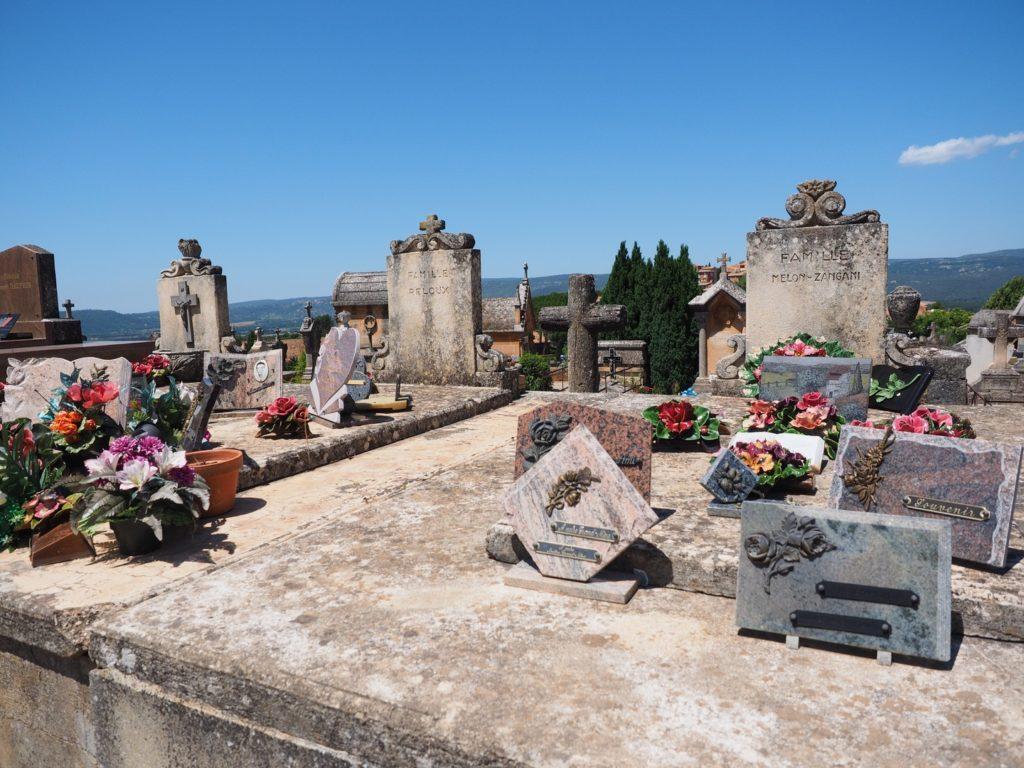 Plaques funéraires, ornement en granit pour tombe indémodable