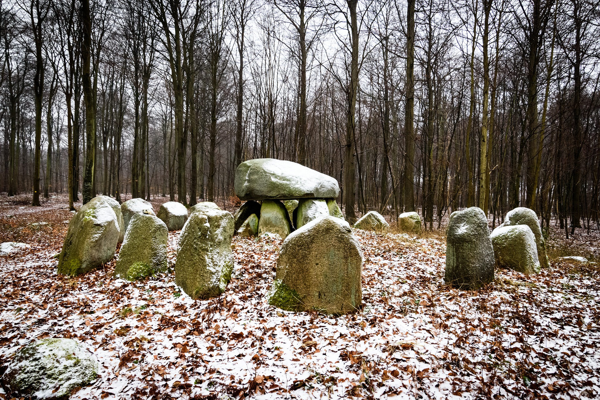 rites funéraires des vikings : inhumation