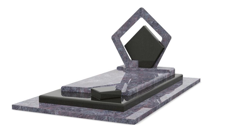 Illustration •Granit pour monument funéraire : les types
