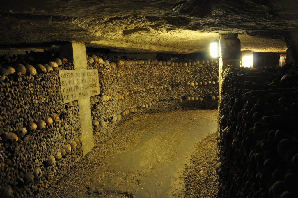 Les origines des catacombes
