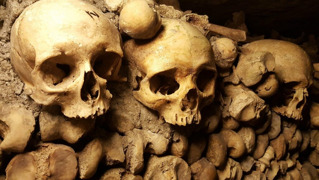 Illustration •Les catacombes : origines et significations