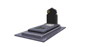 Monument funéraire musulman GPG 803