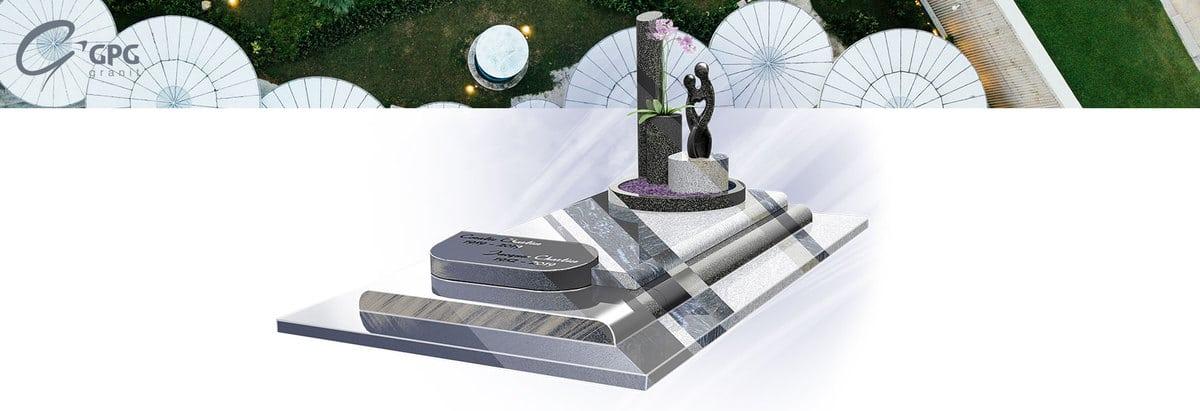 Le GPG 441, un monument funéraire remarquable et personnalisable
