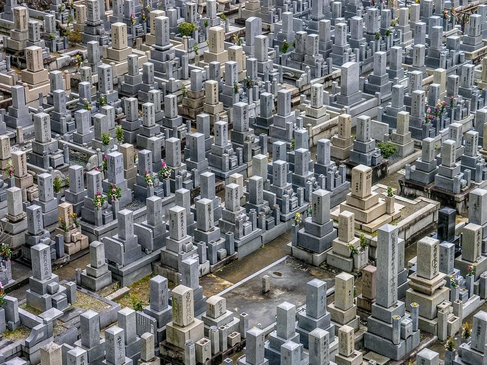 Illustration •Quels sont les cimetières les plus remarquables du monde ?