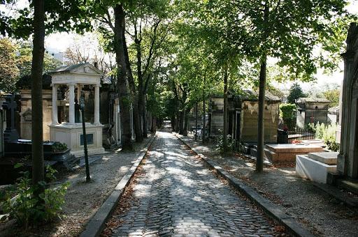 Illustration •Retour sur l'histoire du cimetière du Père Lachaise
