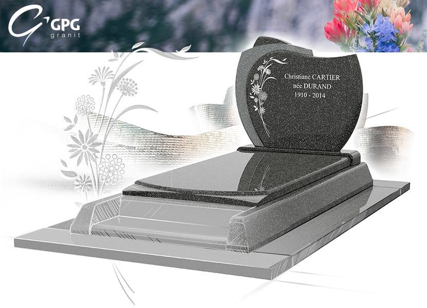 Illustration •Zoom sur un monument funéraire en mouvement : le GPG 189