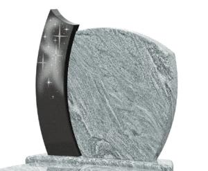 Motif de gravure sur pierre tombale GPG 228