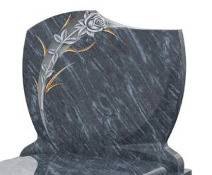 Motif de gravure sur pierre tombale GPG 289