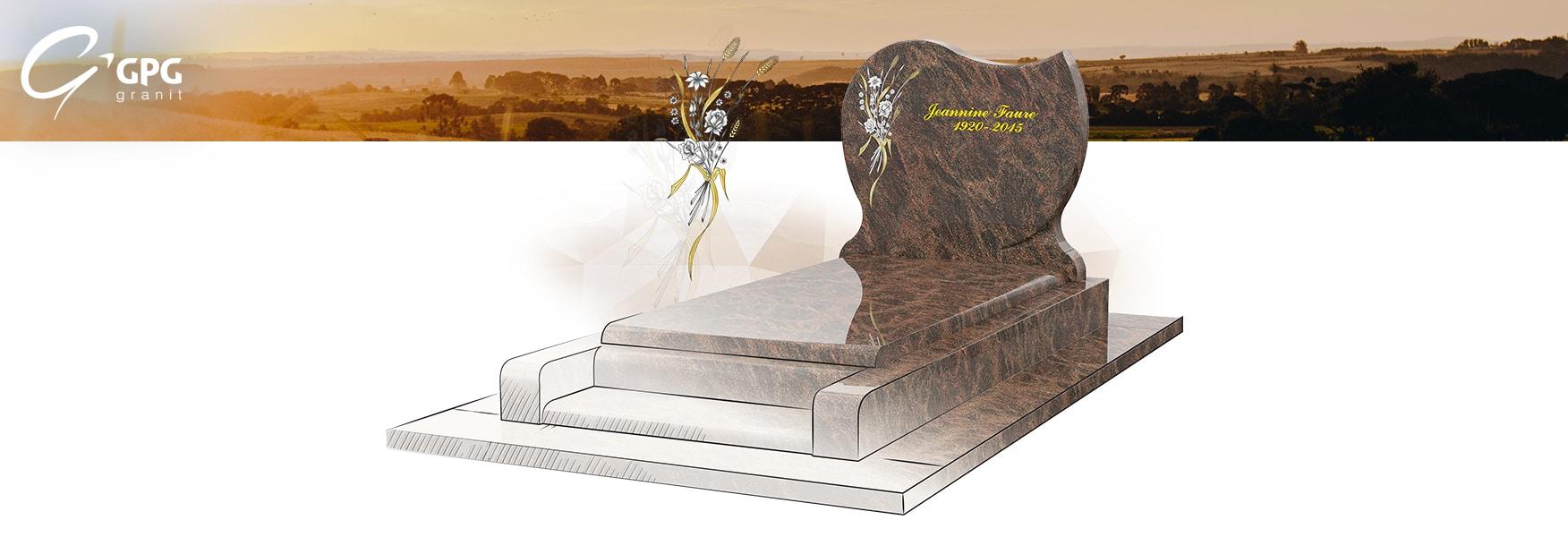 Le monument funéraire GPG 160 vous dit probablement quelque chose