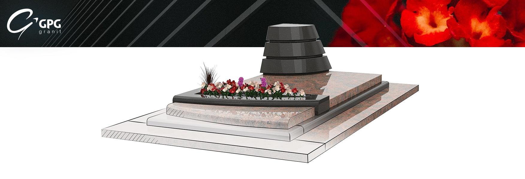Une sépulture moderne