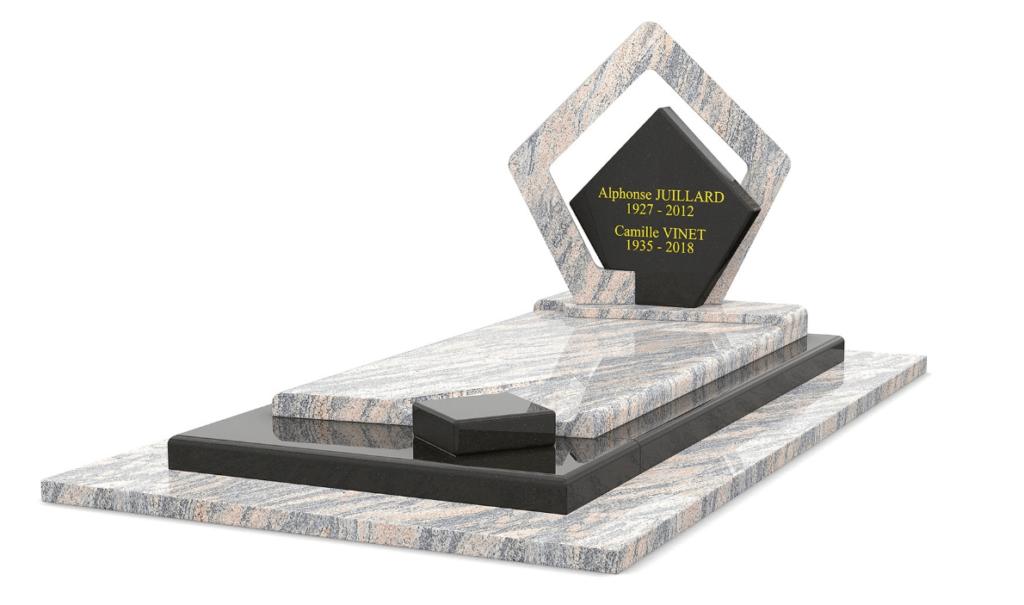 Illustration •Monument funéraire original : découvrez notre sélection de 5 monuments