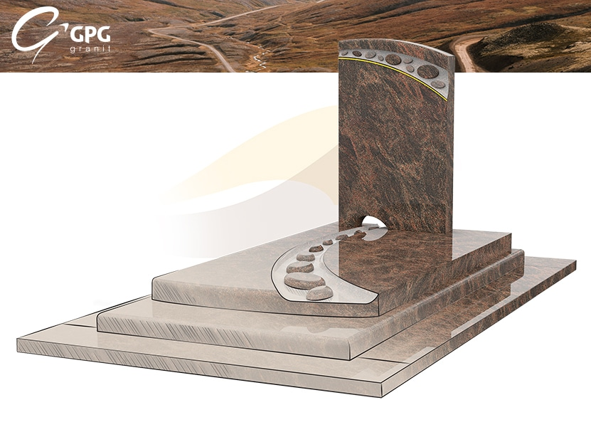 Illustration •Zoom sur un monument funéraire à la croisée des chemins : le GPG 233 R33