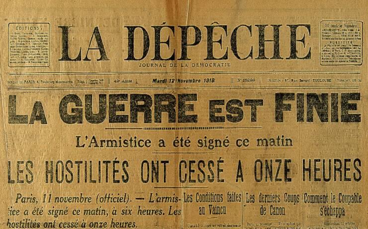 Illustration •Pourquoi le 11 novembre est-il un jour férié en France ?