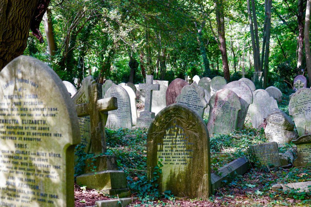 Le désordre organisé du cimetière de Highgate