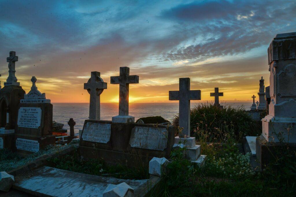 Illustration •Décès : Comment acheter une concession funéraire ?