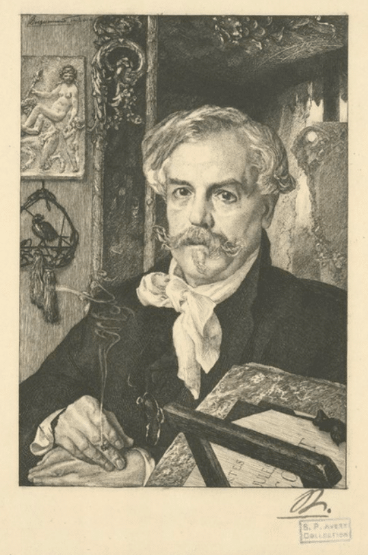 Illustration •L'histoire du Prix Goncourt, une inspiration pour GPG Granit