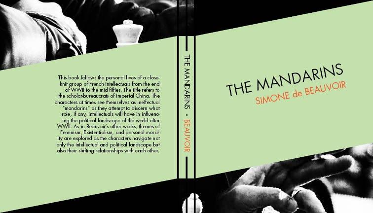 Simone de Beauvoir, lauréate du Prix Goncourt avec Les Mandarins