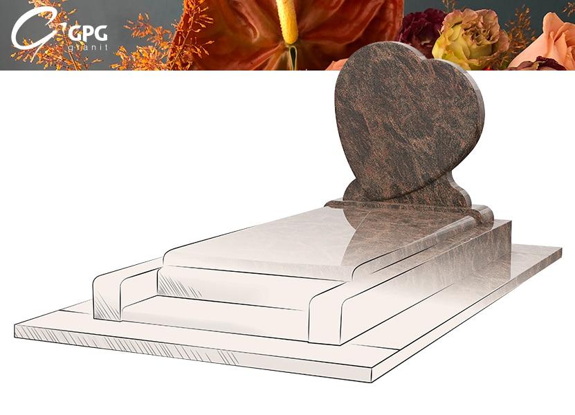Illustration •Zoom sur le monument funéraire GPG 217