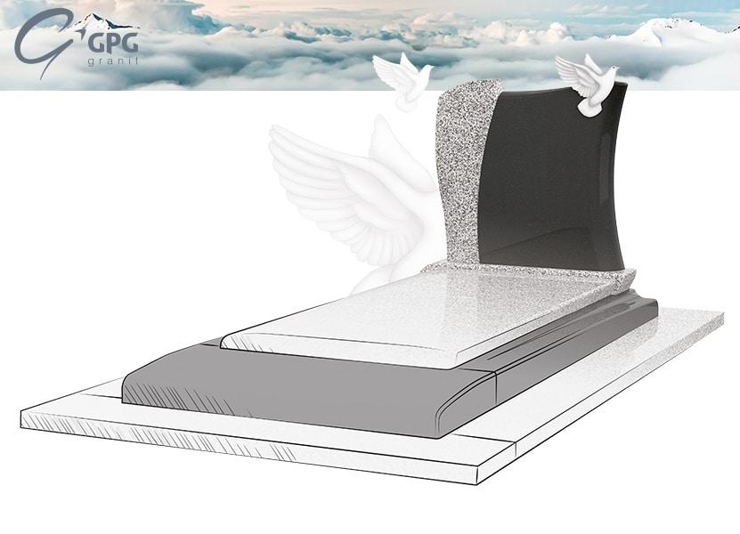 Illustration •Focus sur le monument funéraire GPG 296/N