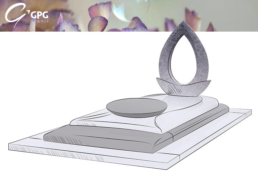 Illustration •Focus sur le monument funéraire GPG 294/N