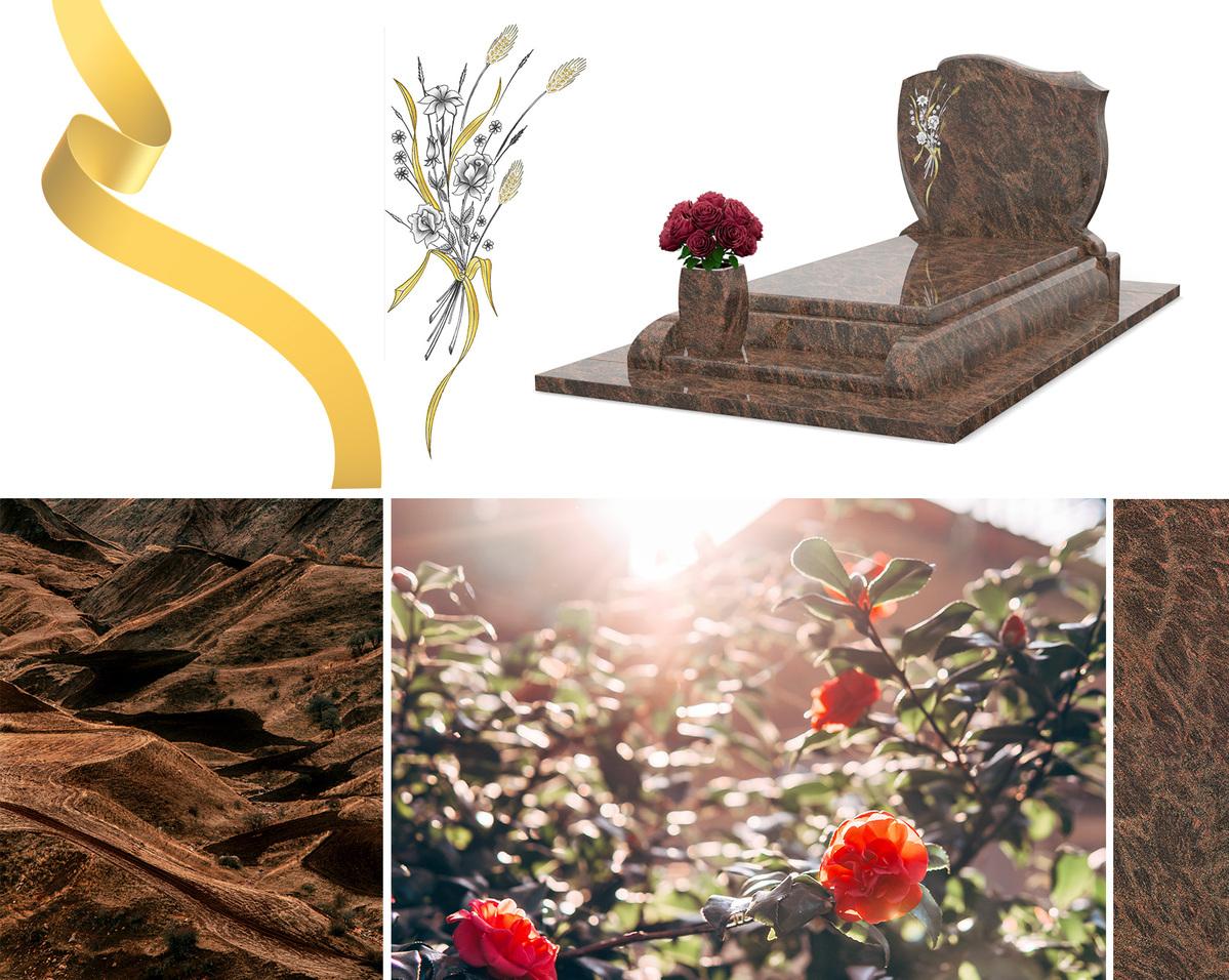 La sépulture GPG 293 et ses inspirations venant de la nature