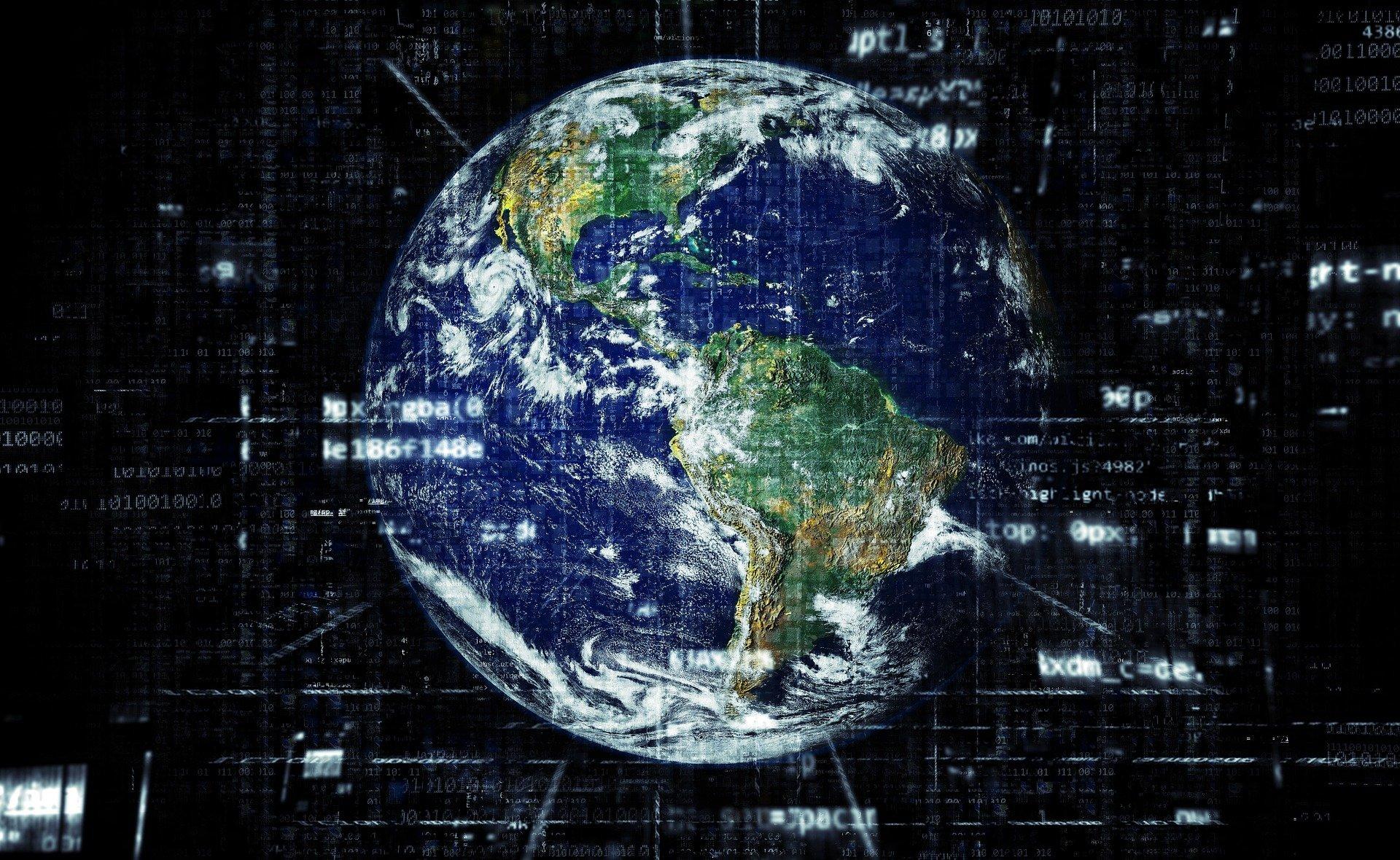 La terre est connectée à internet, intérêt de la mort numérique