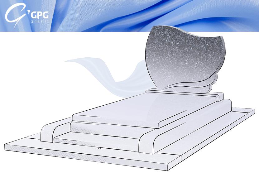 Illustration •Zoom sur le monument funéraire GPG 179