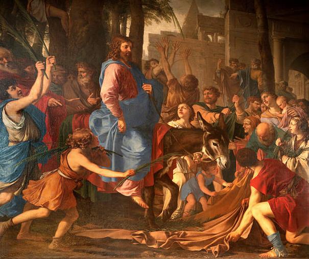 Illustration •Le dimanche des Rameaux, c'est quoi ?